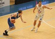 VYHOŘELI. Děčínští basketbalisté doma nestačili na USK Praha.