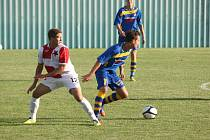 REMÍZA. FK Varnsdorf remizoval 3:3 s FK Teplice B.