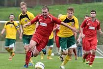 FK RUMBURK - ilustrační foto.