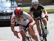 První etapa Tour de Feminin 2017.