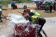 Závody v hasičském sportu o pohár primátorky.