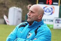 FRANTIŠEK DUŽÁR - nový trenér FK Rumburk.