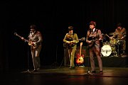 Beatles revival The Backwards rozpumpovali děčínské divadlo.