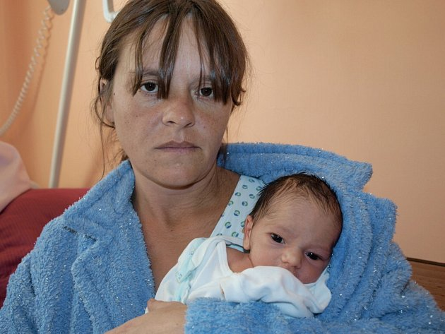 Renatě Dankové z Varnsdorfu se 12. října v 0:25 v rumburské porodnici narodil syn Kevin Danko. Měřil 50 cm a vážil 2,6 kg.