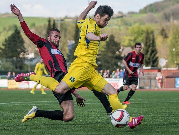 0:0! V Kotlině branka nepadla, Varnsdorf uhrál s Opavou bezbrankovou remízu.