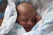 Honzík se narodil Lence Chramosta z Děčína 24. října ve 13.16 v děčínské porodnici. Vážil 2,76 kg.
