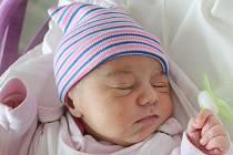 Dominika Lišková se narodila Kateřině Liškové z Varnsdorfu 22. března. Měřila 51 cm a vážila 3,30 kg.