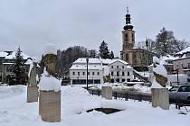 Krásná Lípa je centrem turistického ruchu.