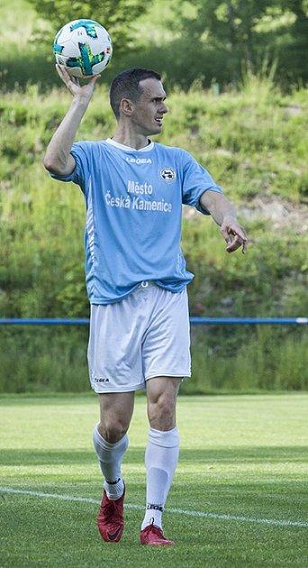 ROMAN MACH se vrátil do České Kamenice.