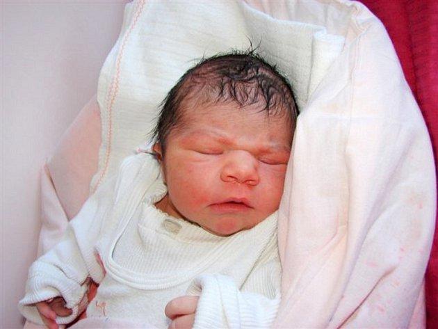Lucii Kavůrové z Rumburka se  31. srpna v 10.20 v rumburské porodnici narodila dcera Lucie Hanáková.