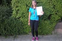 TEREZA Sladkovská vybojovala bronz.