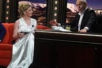 U KRAUSE. Olga Roučková v Show Jana Krause.
