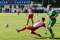 0:5! Fotbalisté Vilémova doma proti Českému Brodu vyhořeli.