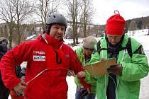 Přes sto dvacet závodníků se sešlo na Jedlové.
