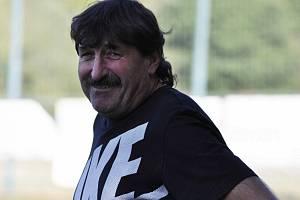 ALEŠ GALL, šluknovský trenér, může být spokojený.