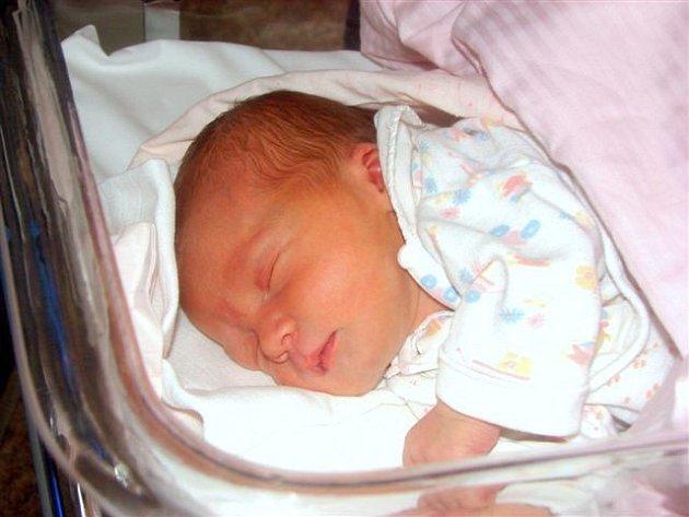 Martině Fišerové ze Šluknova se 17.září v 9.55 v rumburské porodnici narodila dcera Terezka Hlávková.Měřila 46 cm a vážila 3,18 kg.