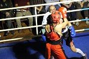 DĚČÍNSKÁ STŘELNICE hostila tři dny MČR v boxu.