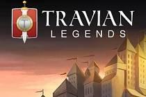 Prohlížečová hra Travian.