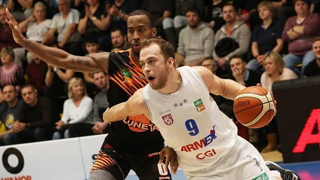ODVETA. Děčínští basketbalisté hrají doma opět proti Ústí. A chtějí konečně uspět!