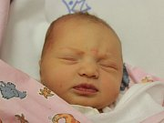 Kateřina Jaroslava Procházková se narodila Kateřině Kučerové z České Kamenice 11. ledna ve 3.38 v děčínské porodnici. Vážila 3,49 kg.