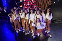 Taneční skupina Prestige na mistrovství Evropy.