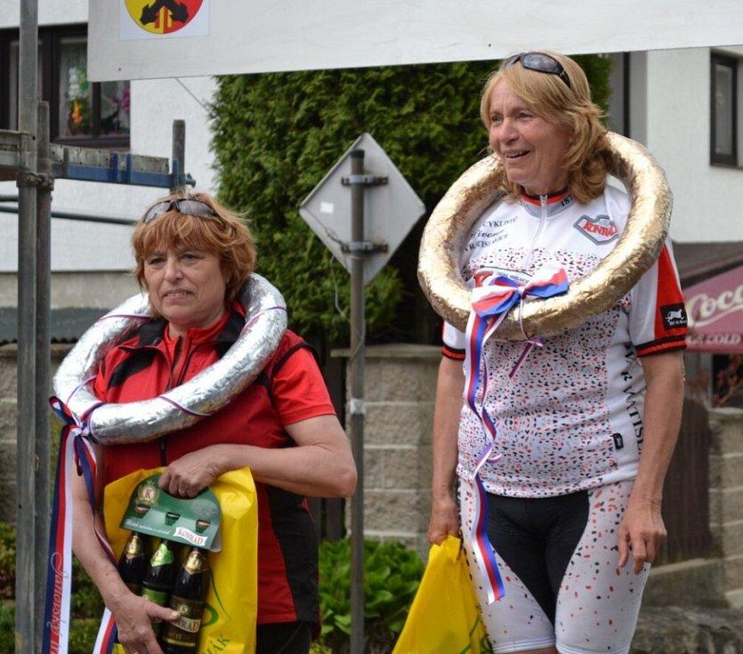 JANOVSKÝ TRHÁK 2014 - letos se konal již 5. ročník tohoto cyklistického závodu do vrchu.
