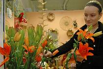KVĚTINY. 8. března už květiny tolik na odbyt nejdou. V květinářstvích mají raději Valentýna či Den matek. Pokud někdo květiny k MDŽ kupuje, nemusí brát jen karafiáty jako dřív, květinářství mají oproti letům minulým mnohem bohatší výběr.