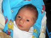 Tobiášek Beneš se narodil Veronice Benešové z Děčína 13. listopadu ve 12.14 v děčínské porodnici. Měřil 51 cm a vážil 3,1 kg.