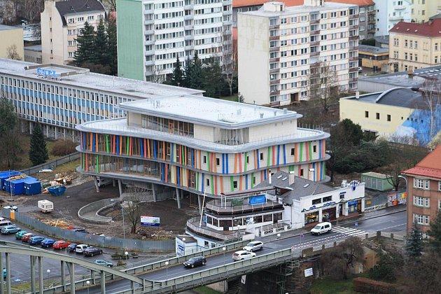 Děčínská knihovna.
