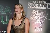 OBHÁJKYNĚ. Beach volejbalistka Michaela Vorlová kralovala v hlavní kategorii pro rok 2011.