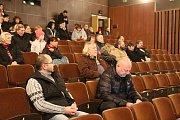 Bývalé kino v České Kamenici chce město oživit.