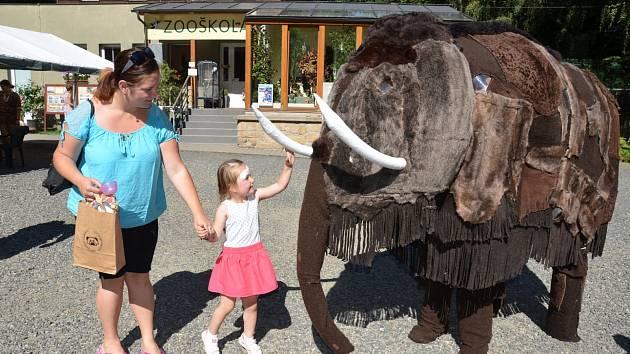 Pravěká zoo.