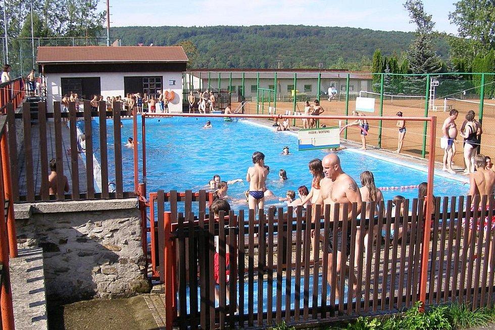 Léto konečně zavítalo i do Jiřetína pod Jedlovou