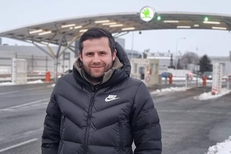 Jiří Schubert v současnosti pracuje v Německu.