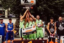 Streetball mania slaví 25 let. Zrodila se v Děčíně.