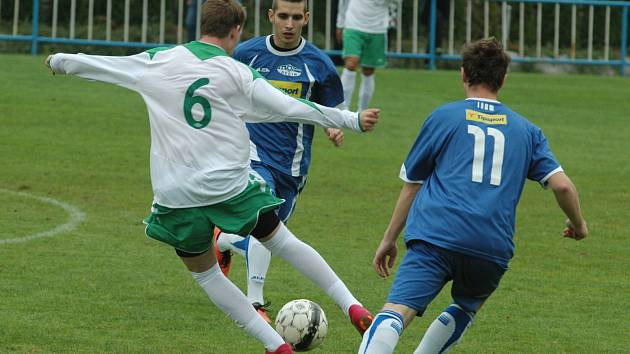 FK JUNIOR DĚČÍN - ilustrační foto.