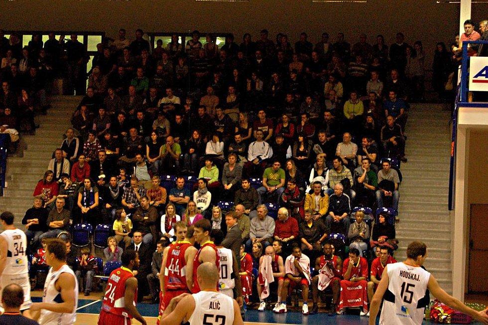 Byli jste na utkání BK Děčín - Pardubice? Najděte se!