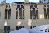 Děčínská synagoga
