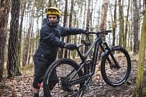 Český enduro jezdec Milan Myšík bude od této sezony jezdit na kolech značky Trek