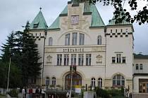 Kulturní dům Střelnice.