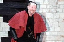 Karel Pospíšil v Macbethovi.