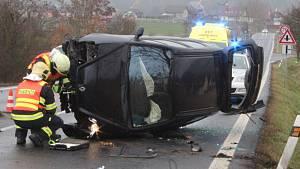 Nehoda u Ludvíkovic