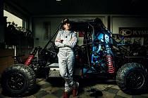 """NOVÁ """"BESTIE"""". Olga Roučková se chystá podruhé na Rallye Dakar."""
