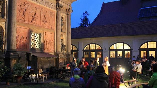 Loretánská muzejní noc 2019 v Rumburku.