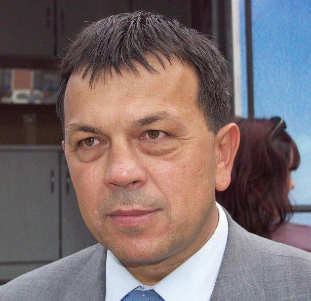 Městský a krajský zastupitel Jaroslav Foldyna.