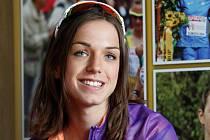 ANEŽKA DRAHOTOVÁ se připravuje na své první Letní olympijské hry.