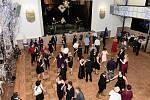 Hasičský ples v Mikulášovicích.
