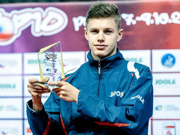 TOMÁŠ POLANSKÝ vyhrál prestižní turnaj v Praze.