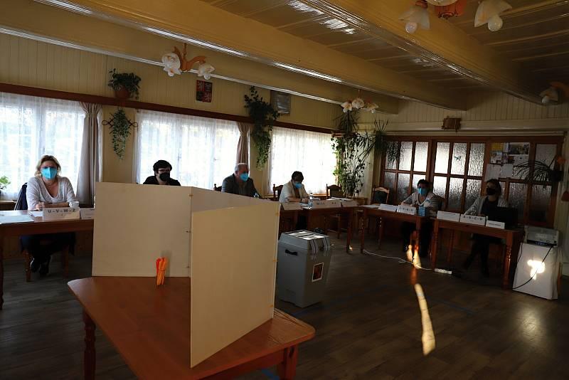 Volby na Šluknovsku.