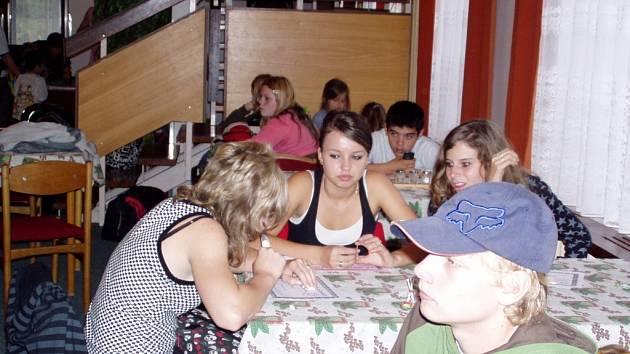 Výlet prvních a devátých tříd do Kytlic